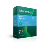 Kaspersky Total Security 1PC/1Năm