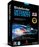 Bitdefender  INTERNET SECURITY 2018 (1PC/1Year)