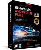 Bitdefender  ANTIVIRUS PLUS 2019 (1PC/1Year)