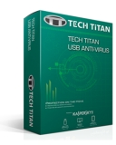 TechTitan Anti–Virus Licence (1Year)