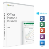 Phần mềm Office Home and Business 2019 English APAC EM Medialess T5D-03249