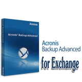 Phần mềm Acronis Backup Advanced for Exchange (Sao lưu Acronis nâng cao cho Exchange)