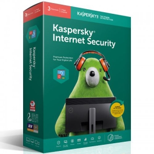 Kaspersky Internet Security 2019 (3Devices/1Year)